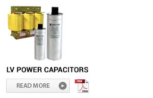 LV Capacitors