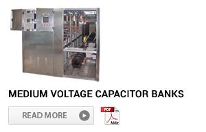 Medium Voltage Capacitor Banks